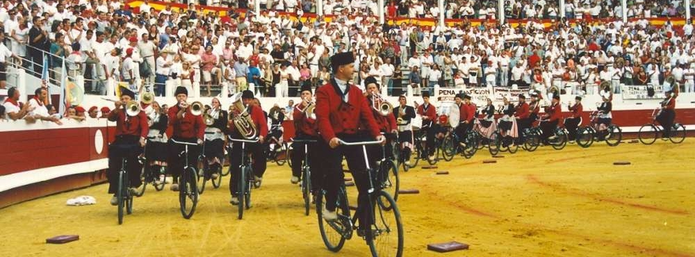 Bicycle Showband Crescendo