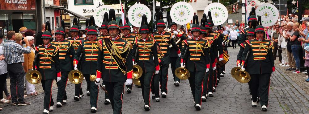 Jachthoorn- en Trompetterkorps Edelweiss