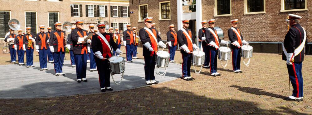 Mercurius Marching - en Showband Assen
