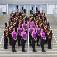 Showkorps 'D.I.N.D.U.A.-OLDEKERK'